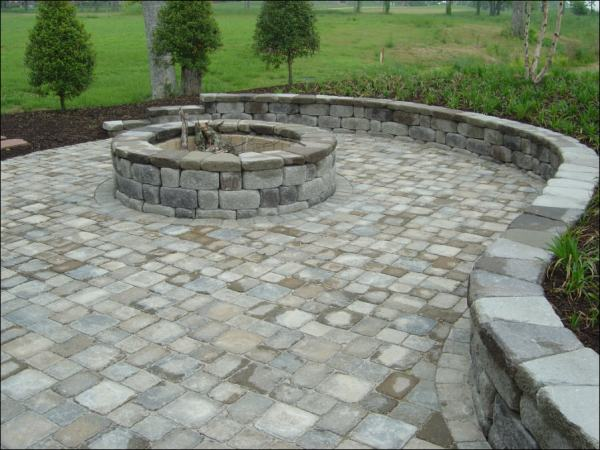 Country Manor Firepit