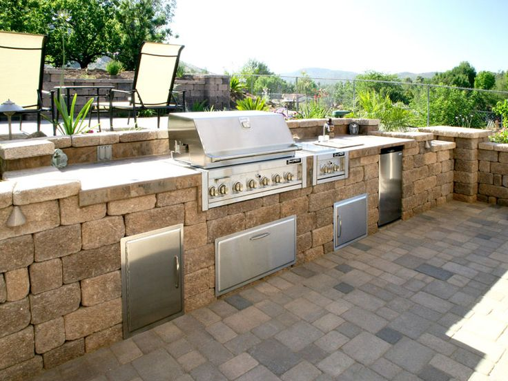 Outdoor Kitchen Awesome Ideas
